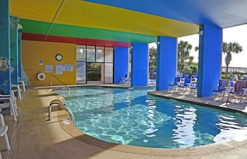 蒙特利灣套房飯店 Monterey Bay Suites