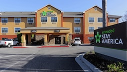 Extended Stay America Los Angeles - Long Beach Airport