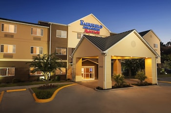 Hotel - Fairfield Inn & Suites Houston Humble