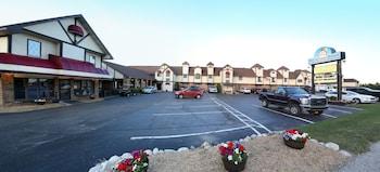 Hotel - Bavarian Haus Lakefront Inn