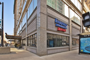 Hotel - Fairfield Inn & Suites by Marriott Milwaukee Downtown