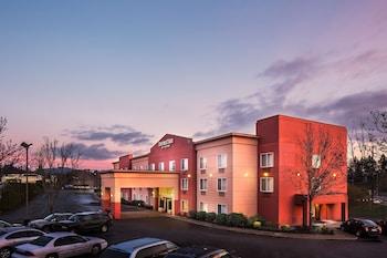 波特蘭 - 比佛頓希爾頓逸林飯店 DoubleTree by Hilton Portland - Beaverton