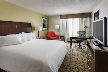 Guestroom at Hilton Garden Inn Lake Mary in Lake Mary