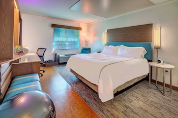 Room, 1 King Bed, Lake View