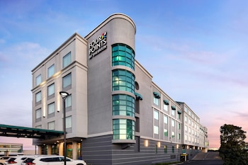Hotel - Four Points by Sheraton Hotel & Suites San Francisco Airport