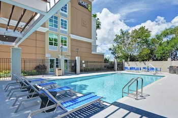 羅德岱堡米拉瑪爾希爾頓惠庭飯店 Home2 Suites by Hilton Miramar FT. Lauderdale