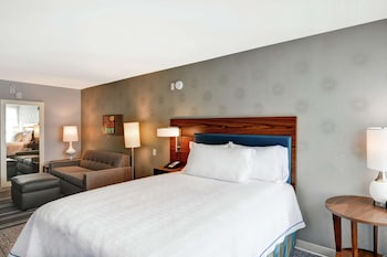 Suite, 1 Queen Bed, Accessible (Hearing)