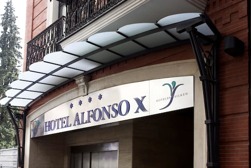 __{offers.Best_flights}__ Hotel Silken Alfonso X