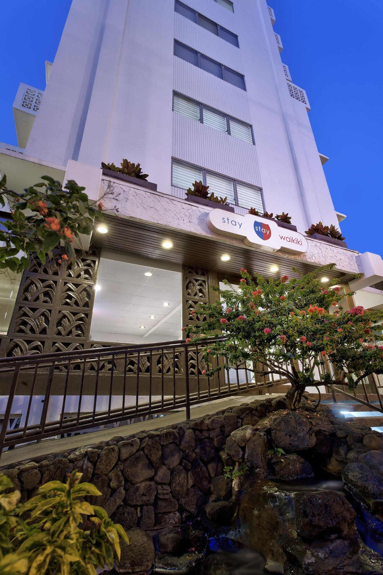 Stay Hotel Waikiki, Honolulu