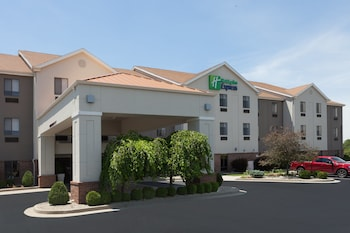 Hotel - Holiday Inn Express Hotel & Suites Dayton West - Brookville