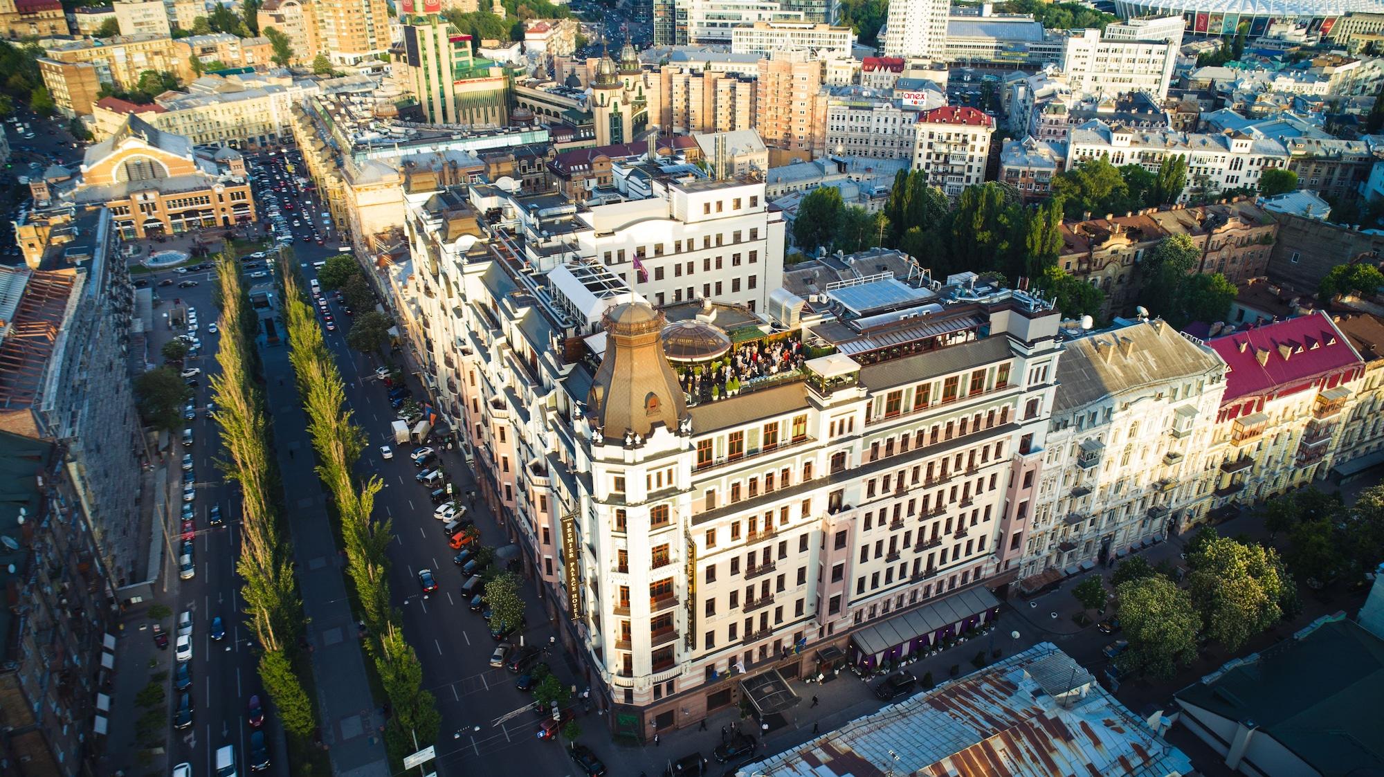 Premier Palace Hotel, Shevchenkivs'kyi