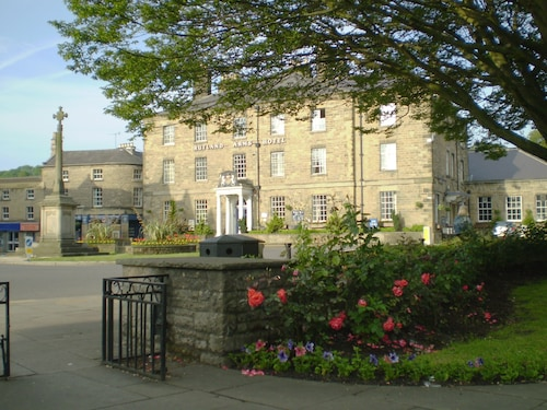 The Rutland Arms Hotel, Derbyshire
