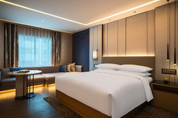 Premier Room, 1 King Bed, Business Lounge Access