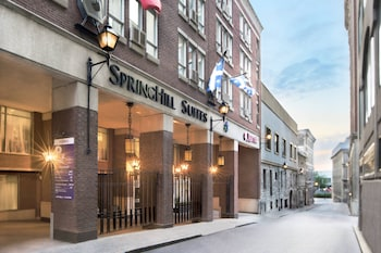Hotel - SpringHill Suites by Marriott Old Montreal