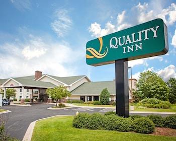 Hotel - Quality Inn Bolingbrook I-55