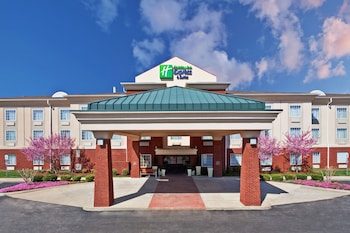 Hotel - Holiday Inn Express & Suites Manchester