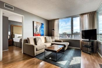 Executive Suite, 1 Queen Bed