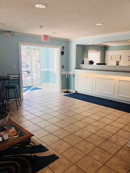 Interior Entrance at NEXTLoft Extended Stay & Suites in Bluffton