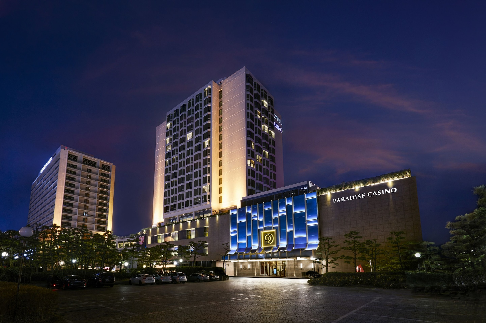 Paradise Hotel Busan, Haeundae