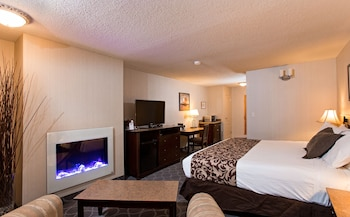 Premium Room, 1 King Bed, Jetted Tub