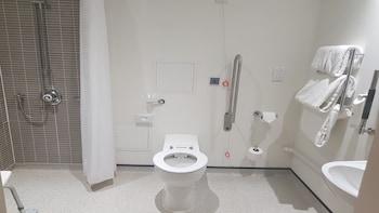Oda, 2 Tek Kişilik Yatak, Engellilere Uygun, Sigara İçilmez (wheelchair)