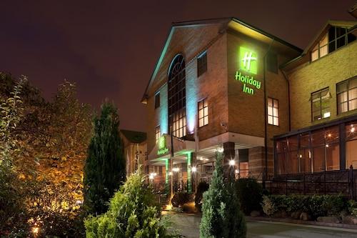 Rotherham - Holiday Inn Rotherham Sheffield - z Poznania, 23 kwietnia 2021, 3 noce