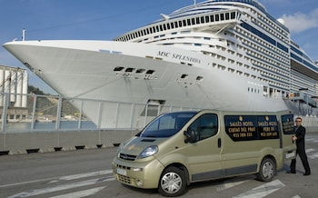 Cruise Package with Transfer to the Port