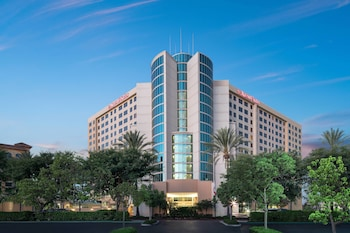 Hotel - Anaheim Marriott Suites