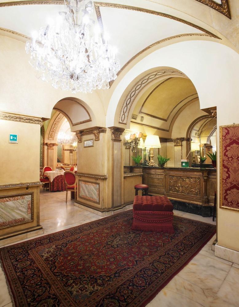 Turner Hotel Rome, Kiemelt kép