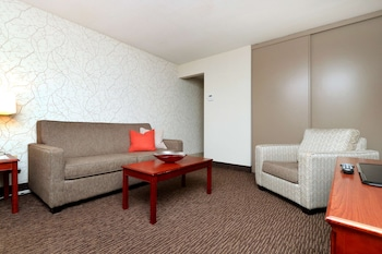 Suite, 1 King Bed, Non Smoking, Kitchenette (Oversized Room;with Sofabed)