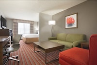 Studio Suite, 1 King Bed with Sofa bed, Non Smoking at Country Inn & Suites by Radisson, DFW Airport South, TX in Irving
