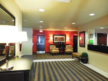Lobby at Extended Stay America Savannah - Midtown in Savannah