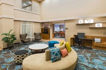 克利爾沃特萬豪費爾菲爾德套房飯店 Fairfield Inn & Suites by Marriott Clearwater