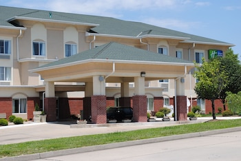 Hotel - Holiday Inn Express Boonville