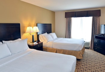 Suite, 2 Queen Beds, Accessible (Mobility)