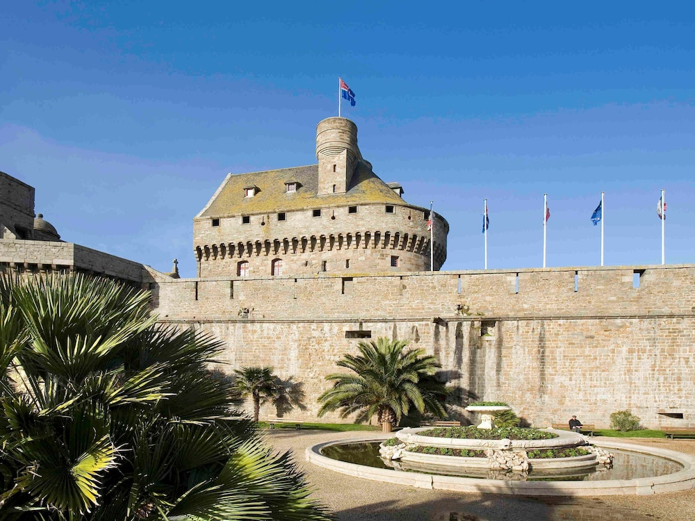 France - Bretagne - Saint Malo - Hôtel Mercure St Malo Front De Mer 4*