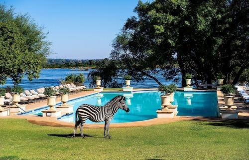 . Royal Livingstone Victoria Falls Zambia Hotel by Anantara