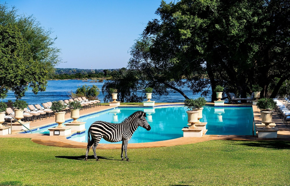 Hotel Royal Livingstone Victoria Falls Zambia Hotel by Anantara
