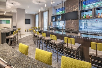 西雅圖市中心/聯盟湖南部萬豪春丘套房飯店 SpringHill Suites by Marriott Seattle Downtown/ S Lake Union