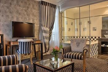 Hotel - Villa Lutece Port Royal