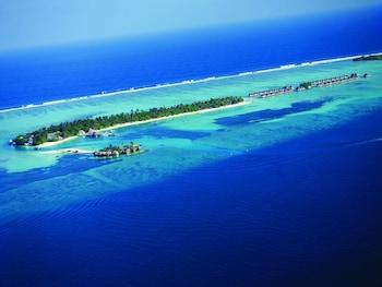 Four Seasons Maldives At Kuda Huraa - Aerial View  - #0