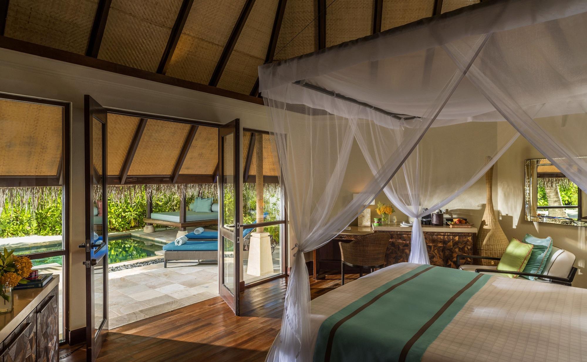 Villa, 2 Twin Beds, Pool Access (Beach Pavilion)