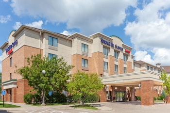 Hotel - Springhill Suites By Marriott Minneapolis Eden Prairie