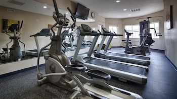 Best Western Old Mill Inn - Fitness Facility  - #0