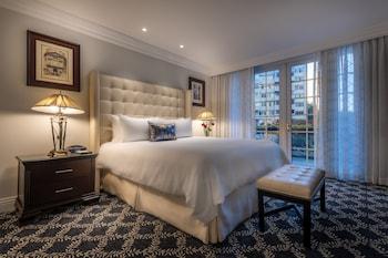 Plaza Luxury Suite King
