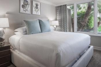 Suite, 1 Bedroom, 5th Floor Garden View