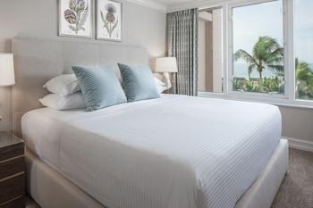 Suite, 1 Bedroom, Gulf & Garden View