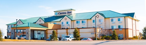 . Crystal Inn Hotel & Suites Great Falls