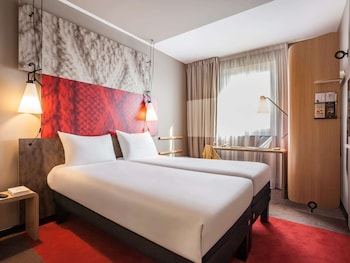 Twin Room, 2 Twin Beds (SweetRoom by Ibis)