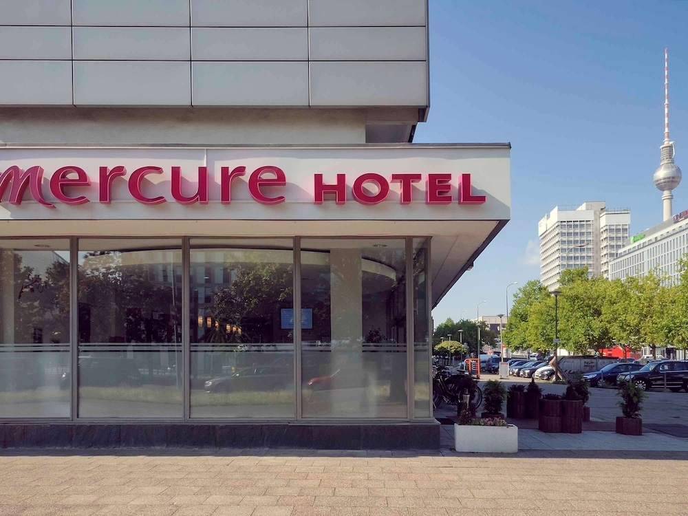 Mercure Hotel Berlin am Alexanderplatz, Featured Image